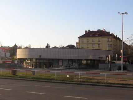 FOTKA - strašnické metro
