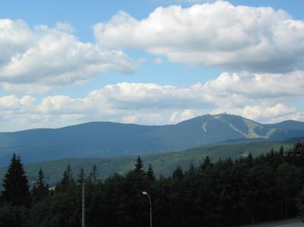 FOTKA - pohled na kopce