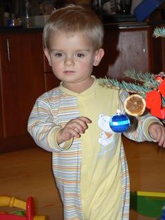 FOTKA - Vánoce 2007
