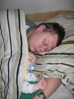 FOTKA - Spánek po obědě