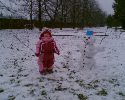 FOTKA - sněhuláci