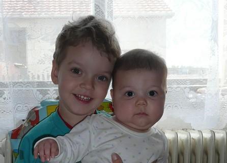 FOTKA - vnoučci