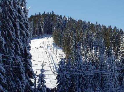 FOTKA - Ski areál Mezivodí - Beskydy