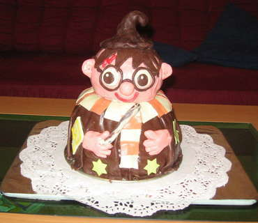 FOTKA - Dort Harry Potter