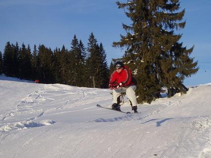 FOTKA - Parádní lyžovačka