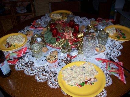 FOTKA - Náš Vánoční stůl