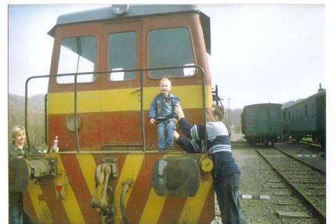 FOTKA - Daneček když byl ještě malý