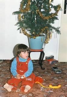 FOTKA - Vánoce Peťka