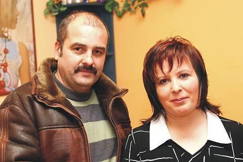 FOTKA - Proměna Věra s manželem