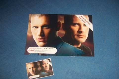FOTKA - Prison Break! můj nejoblíbenější seriál, hlavně Michael