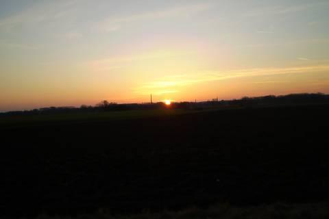 FOTKA - západ sluníčka
