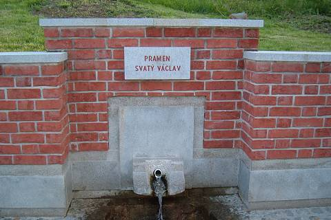 FOTKA - pramen svatý Václav