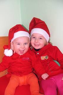 FOTKA - vánoční nadělení