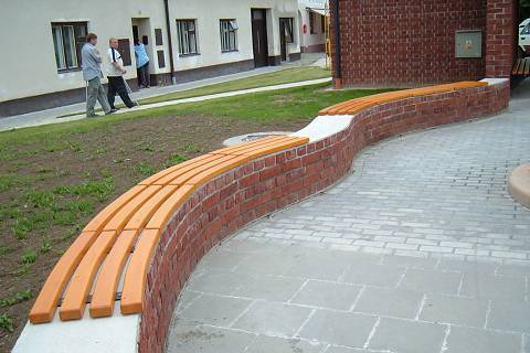 FOTKA - lavička