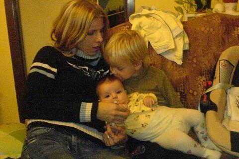FOTKA - Ondra,já a pujčené mimi