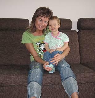 FOTKA - Adélka s maminkou