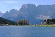 Na jezeře Misurina