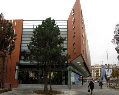 FOTKA - nové nákupní centrum v centru města