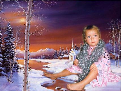 FOTKA - Vánoční Nikolka