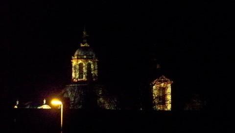 FOTKA - kostel v dáli