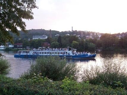 FOTKA - na Vltavě