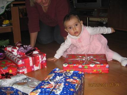 FOTKA - zuanky vánoční dárky