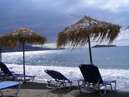 FOTKA - léto v Řecku vypadá jinak