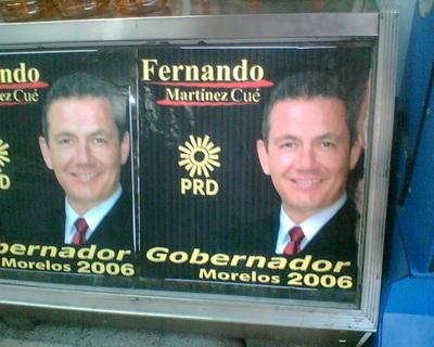 FOTKA - PRD - Volby v Mexiku ;-)