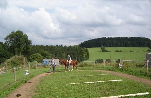 FOTKA - na koni..