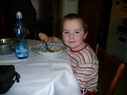 FOTKA - večeře