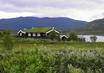 chata v severské divočině