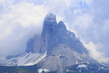 Masv Tre Cime v Dolomitech
