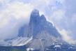 Masív Tre Cime v Dolomitech