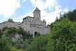 Hrad v Jižních Tyrolích