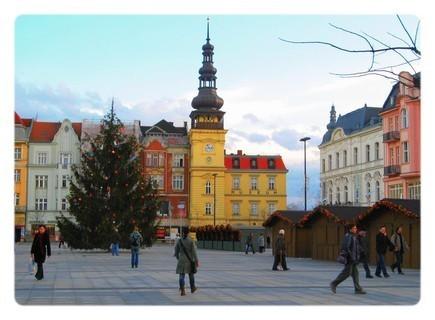 FOTKA - vánoční Ostrava- město a advent