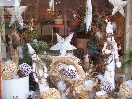 FOTKA - vánoční výloha