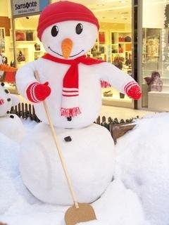 FOTKA - musím odhrabat sníh...