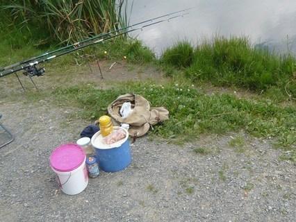 FOTKA - rybářské potřeby
