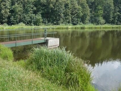 FOTKA - u rybníčka.....