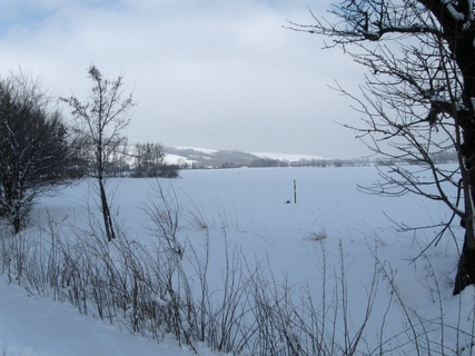 FOTKA - Zasněžená krajina