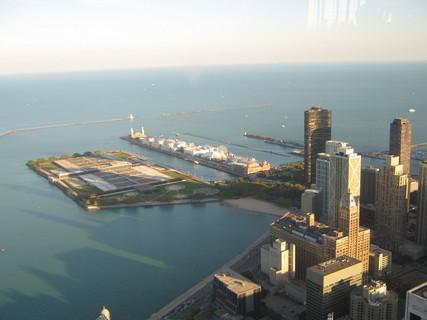 FOTKA - Chicago-pohled na oceán
