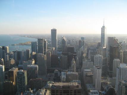 FOTKA - Chicagské  mrakodrapy