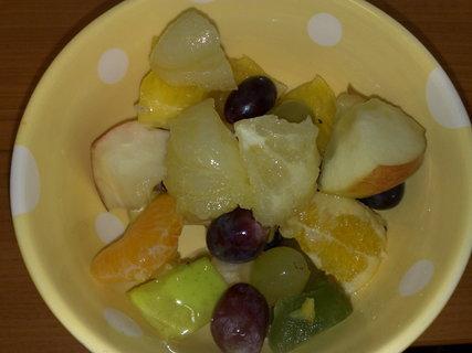 FOTKA - Ovocný salátek :-)