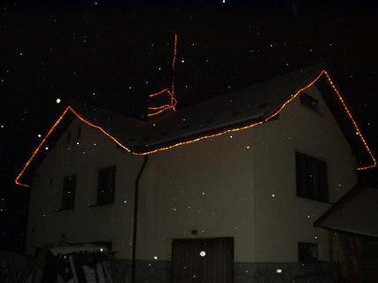 FOTKA - Náš osvětlený dům
