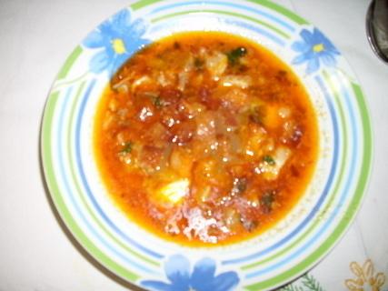 FOTKA - rybí polévka