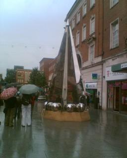 FOTKA - V Anglii a jak jinak - prší!!! ;-)