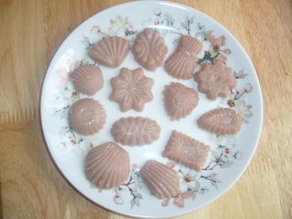 FOTKA - Čokoláda, různé tvary