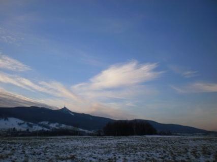 FOTKA - Na procházce - Ještěd , 29.12.2009.