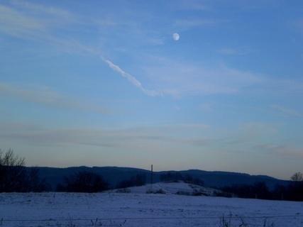 FOTKA - Měsíc - 29.12.2009.