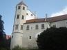 Zámek Telč  - pohled ze zámecké zahrady